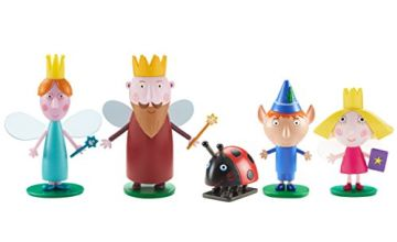 Ben & Holly 06498 Five Figure Pack