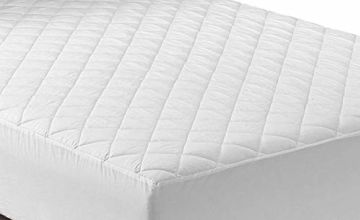 Utopia Bedding Quilted Fitted Mattress Protector/Pad -