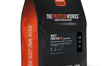 Up to 59% off The Protein Works Whey 80 and Vegan range