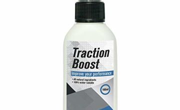 Anti Slip Spray by Traction Boost 100 ml | 100% Natural Spray for Gym Gloves & Weight Lifting Gloves | Alternative to Glove Glue & Hand Grip Powder