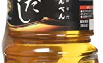 Ninben Shiro White Dashi Liquid Stock, 500 ml