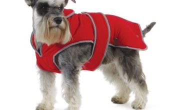 15% off on Ancol Dog Coats