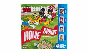 Save on Disney Board Game Mickey and Friends Home Sprint Kids Age 4 Years Old and more