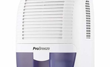 Pro Breeze 1500ml Dehumidifier for Damp, Mould and Moisture