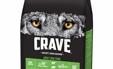 Up to 55% off Crave pet food and treats