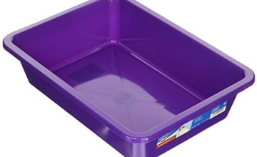 Trixie Kitty Cat Litter Tray, 37 x 27 x 9 cm, Random color