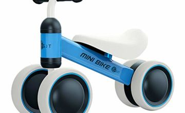 YGJT Baby Balance Bike for 1 Year Old Baby Ride on Toys Baby Walker Push Bike First Gift for 10 months -2 Years Old Boys Girls