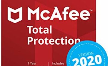 Up to 75% off McAfee Antivirus Software
