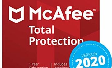 60% off McAfee Security Software