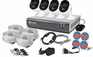 Up to 43% off Swann Security Systems