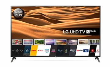 LG 70UM7100PLA 70 Inch UHD 4K HDR Smart LED TV with Freeview Play