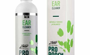 Pro Pooch Dog Ear Cleaner (250 ML). Stop Itching, Head Shaking and Smell. Vet Recommended