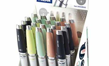 Display Case 20 Capsule Slim Silver Mechanical Pencils