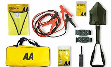 Up to 15% of discount on AA car products