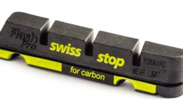 SwissStop Flash Pro Carbon Wheel Tyres Black (Black Prince) 4 Pack
