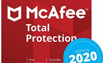 50% off McAfee Total Protection Software (Digital Download)