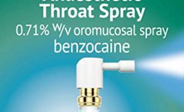 Save on Ultra Chloraseptic throat spray