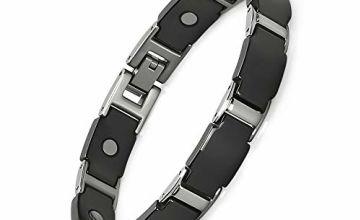 Jeroot Titanium Magnetic Bracelet,Beauty Therapy Titanium Ma