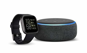 Free Echo Dot with Fitbit Versa 2 Purchase