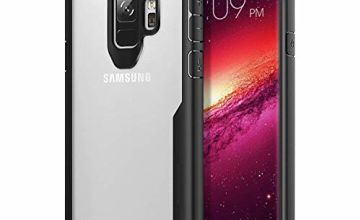 Galaxy S9 Case, ORETECH Ultra-Hybrid Transparent Samsung S9