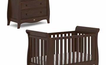Save on Boori Sleigh Expandable™ 2 Piece Nursery Room Set, Wood, Coffee and more