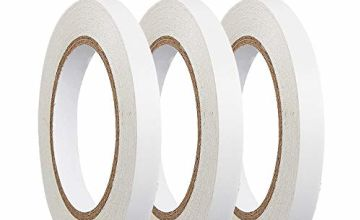 Double Sided Tape for Arts, Crafts, Scrapbooking, Rubber Stamps, Card Making, Gift Wrapping