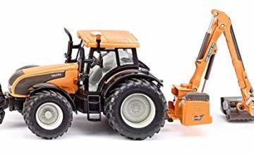 SIKU 3659 Tractor with Kuhn Mower