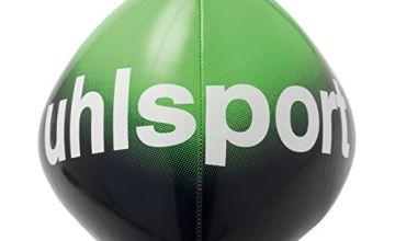 Uhlsport Unisex Adult Reflex Football - Fluo Green/Marine/White, No Size