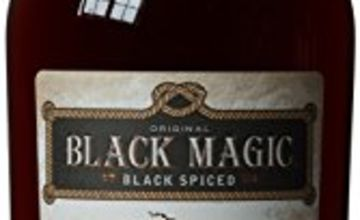 Black Magic Spiced Rum, 70 cl