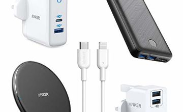 Up to 25% off Anker Powerbanks, Chargers and USB Hubs