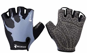 BOODUN Bike Glove with Gel Pads Anti-slip Breathable Mountai