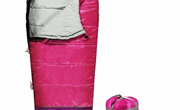 REDCAMP Kids Sleeping Bag for Girls Boys Juniors, Childrens Sleeping Bags for 3 Season Warm or Cold Weather