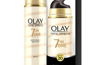 Up to 50% off Olay Total Effects and Regenerist