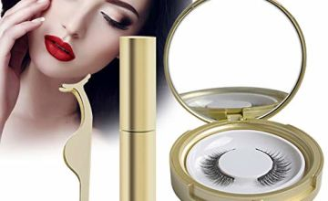 Magnetic Eyeliner,Magnetic Eyeliner For Use With Magnetic False Eyelashes,Magnetic Eyeliner Waterproof Sweat-Proof Fast Drying Lasting