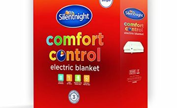 Up to 30% off Silentnight Electric Blankets