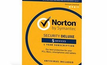 Up to 50% on Norton 360 Security Software