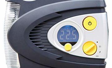 Last Minute Christmas Deal on Ring RAC635 Preset Digital Tyre Inflator