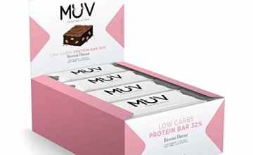 -20% on MUV Food For Action - Low Carb Protein Bars
