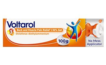 13% off Voltarol Back and Muscle Pain Relief gel, 100g