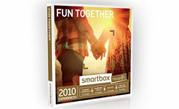 Fun Together Gift Experiences Box by Buyagift