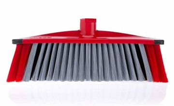 Vileda 142158 3-in-1 Natural Broom( Only Comes With Brush Head No handle included)