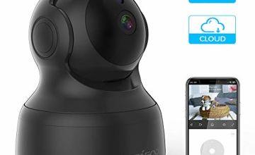 CACAGOO Security Camera, Baby Monitor Pet Camera WIFI Camera 1080P FHD Indoor Wireless IP Camera