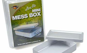 BCB CN550 Mini Mess Tin Aluminium
