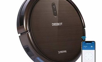 Robotic Vacuum Cleaner by ECOVACS