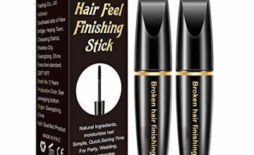 Hair Feel Stick, Broken Hair Finishing Stick, Hairfeel Stick, Hair Finishing Cream, Hair Feel Finishing Stick, Small Broken Hair Finishing Cream, Hair Styling Wax Stick Hair Gel for Kids, Woman, Men