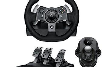 10% off Logitech Gaming Wheels Bundles