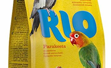 Rio Food for Parakeets Daily Ration, 1 Kg