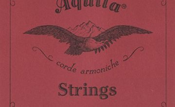 Aquila 85U Red Series Key of C Concert Ukulele Strings GCEA