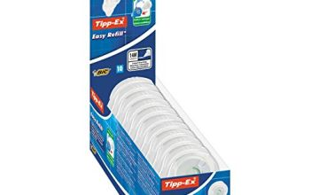 Tipp-Ex Easy Refill Correction Tape 5mm x 14m Refill - Display Box of 10
