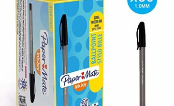 Save on Paper Mate InkJoy Gel Pens, Medium Point (0.7mm), Blue, 24 Count and more